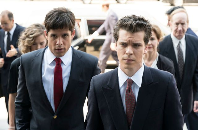 Critiques Séries : Law & Order True Crime : The Menendez Murders. Saison 1. Part 1.