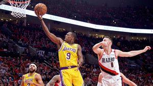 Rajon Rondo est de retour avec les Lakers
