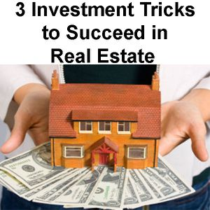 3 Investment Tricks You Need to Know to Succeed in Real Estate – Local Records Office
