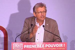 Discours de Pierre Laurent - Estivales du FDG 2013