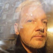 Julian Assange au tribunal