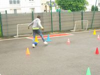 Parcours football