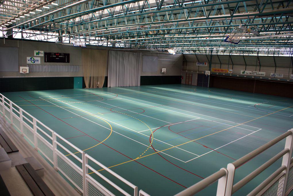 Album - Halle des Sports Didier Parpillon
