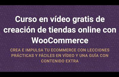 Curso en vídeo gratis de creación de tiendas online con WooCommerce