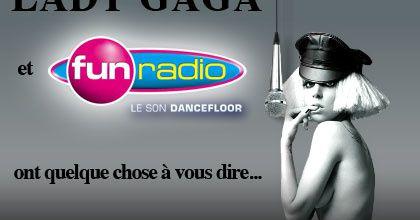 Fun Radio vous offre l'impossible : les dernières places de concert de Lady gaga en France