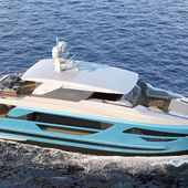 The Horizon Yacht shipyard adds FD87 Skyline model to its new Fast Displacement Series - Yachting Art Magazine