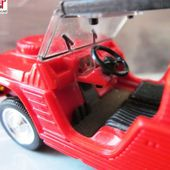 CITROEN MEHARI POMPIERS SOLIDO 1/43 - car-collector.net