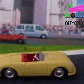 PORSCHE N°1 CABRIOLET 1/72 CARARAMA - car-collector.net