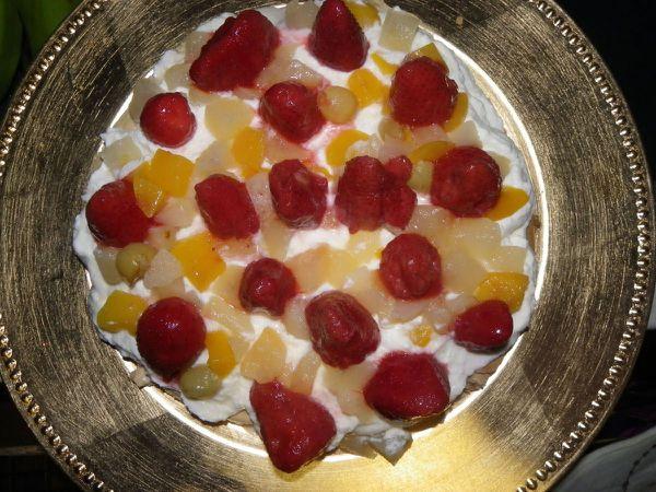 si vous n'avez pas de fruit frais, les conserves ou congelés feront l'affaire.