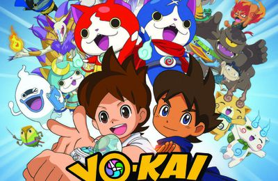 Le premier film Yo-kai Watch sort aujourd'hui en France !!