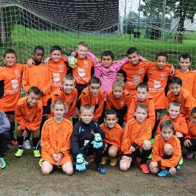 Le journal de l'école de football du Grand-Quevilly FC