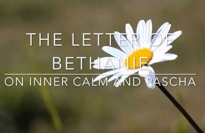 La lettre de Béthanie N°150 en vidéo et en anglais