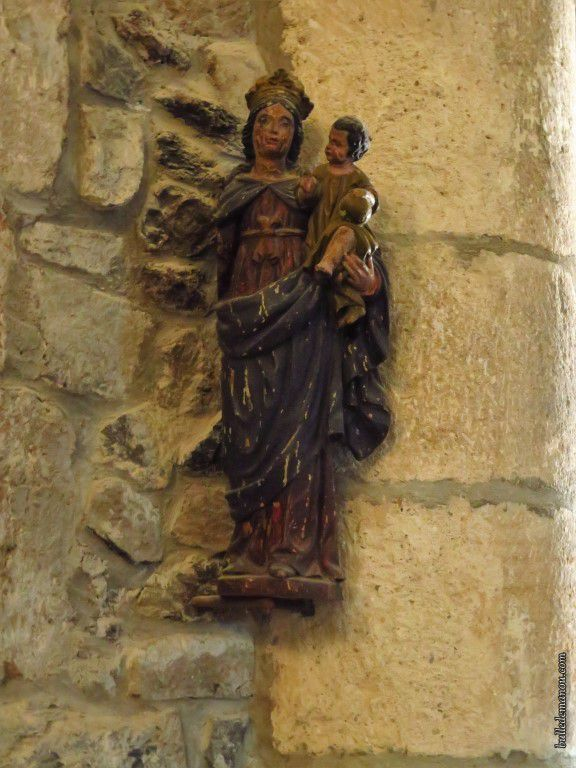 Un aperçu des statues