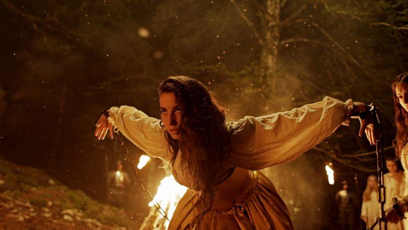 Les sorcières d'Akelarre (BANDE-ANNONCE + 2 EXTRAITS) de Pablo Agüero - Le 25 août 2021 au cinéma