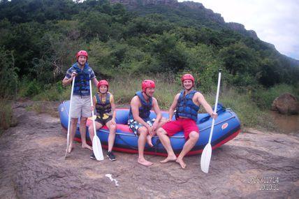 Durban und White Water Rafting