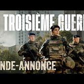 LA TROISIÈME GUERRE de Giovanni Aloi - bande-annonce - le 22 septembre au cinéma