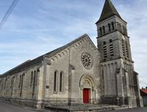 EGLISE DE DOINGT FLAMICOURT SCULPTURES (80) PERONNE