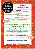 Fête de la musique à Mâle : J - 9