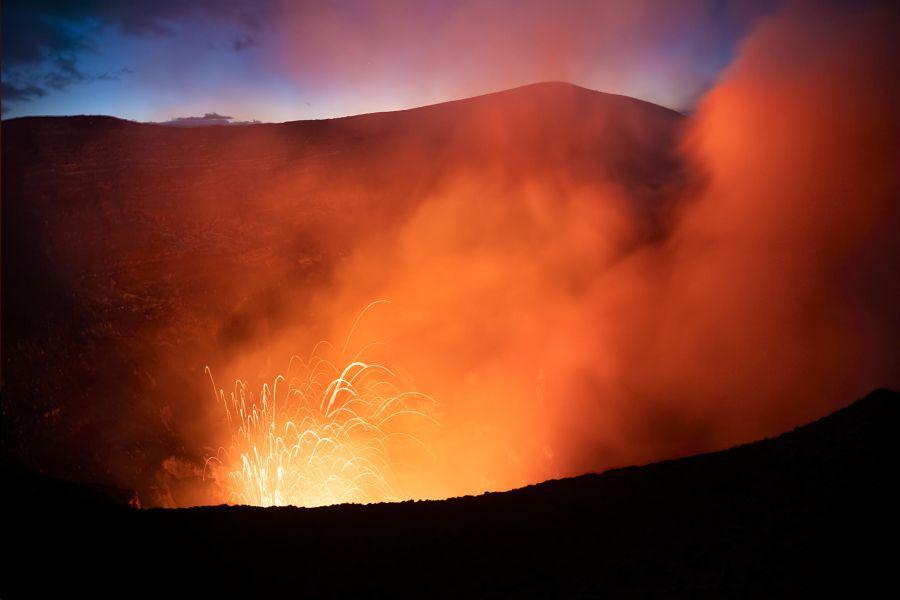 """""""Du soleil aux volcans"""" pour la deuxième partie du documentaire """"Une planète parfaite"""" diffusée ce soir sur France 2"""