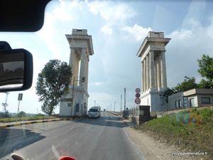 Passage en Bulgarie