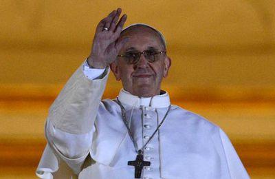 Premières déclarations de notre pape François