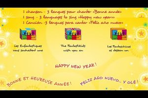 Happy New Year 2015 with The Fantastikids
