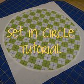 Cut to Pieces: Set in Circle Tutorial
