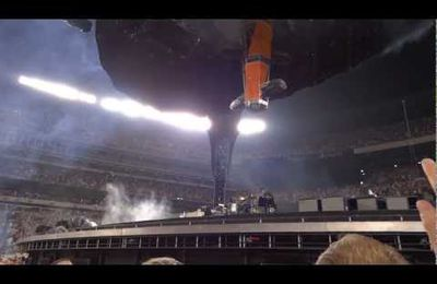 U2- East Rutherford,New York 20/07/2011