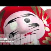 DARUMA : poupée traditionnelle japonaise qui aide à réaliser ses voeux