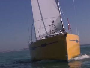 VIDEO - RM 1070, le croiseur hauturier différent