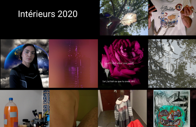 Intérieurs 2020. Une commande de vidéos à dix artistes - Musée d'Art Moderne de Paris