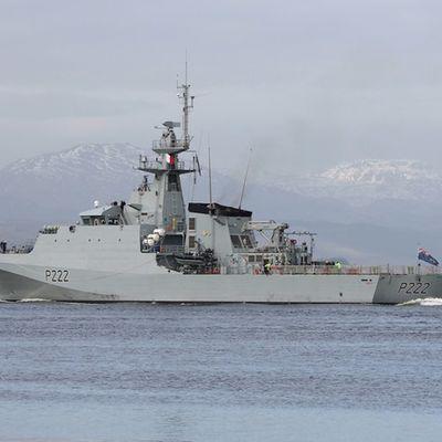 La Royal Navy poursuit sa modernisation (1)