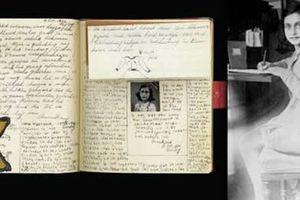 12 juin 1942. Anne Frank entame son journal dans le carnet reçu le jour de ses 13 ans