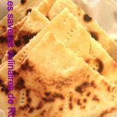 Kesra algérienne (sans levure)/ galette algérienne (2) - Les saveurs culinaires de Rosa