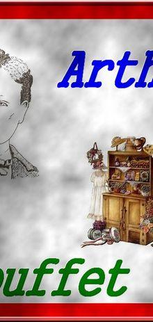 Votez pour déterminer le gagnant du Café Thé n° 34 - Le buffet du vieux temps d'Arthur Rimbaud