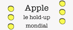 Apple : le hold up mondial