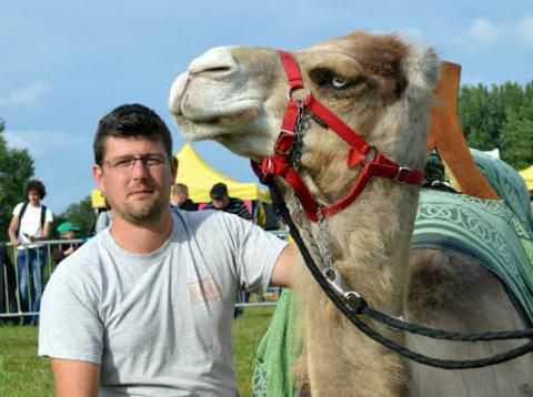 18 et 19 SEPTEMBRE ,les camélidés seront en fête  ! the best camel show !