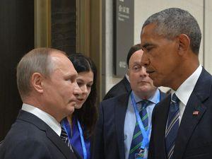 G8 de juin 2013, Enniskillen (Irlande du N.) - Reuters / G20 de septembre 2016, Hangzhou (Chine) - AP, A. Druzhinin