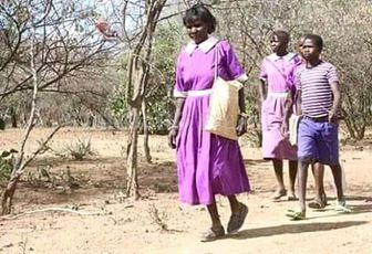 Meet a 71 year old  mother who scored 320 marks in 2018 KCPE