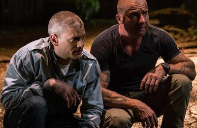 Critiques Séries : Prison Break. Saison 5. Episode 8.