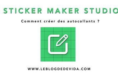 Sticker Maker Studio : comment créer des autocollants