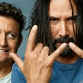 Bill & Ted 3 Crew Offer Update, Tease 'News That Will Stick' Soon