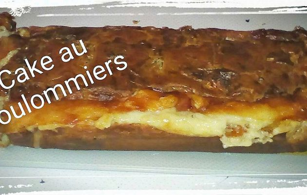 Cake au coulommiers