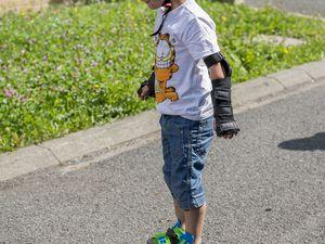 Stage éveil sportif (04-08/08/2014)