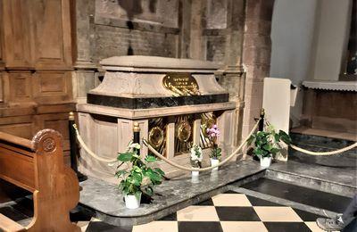 2 – Sanctuaire du Mont-Saint-Odile – Andlau – Abbaye de Baumgarten (Bernardvillé) : 26 km (62 km)