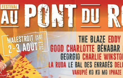 [INTERVIEW] Thomas David (FESTIVAL AU PONT DU ROCK)