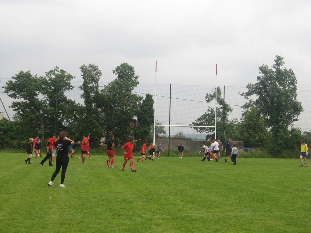 Album - Fin de saison 2009/2010 école de rugby