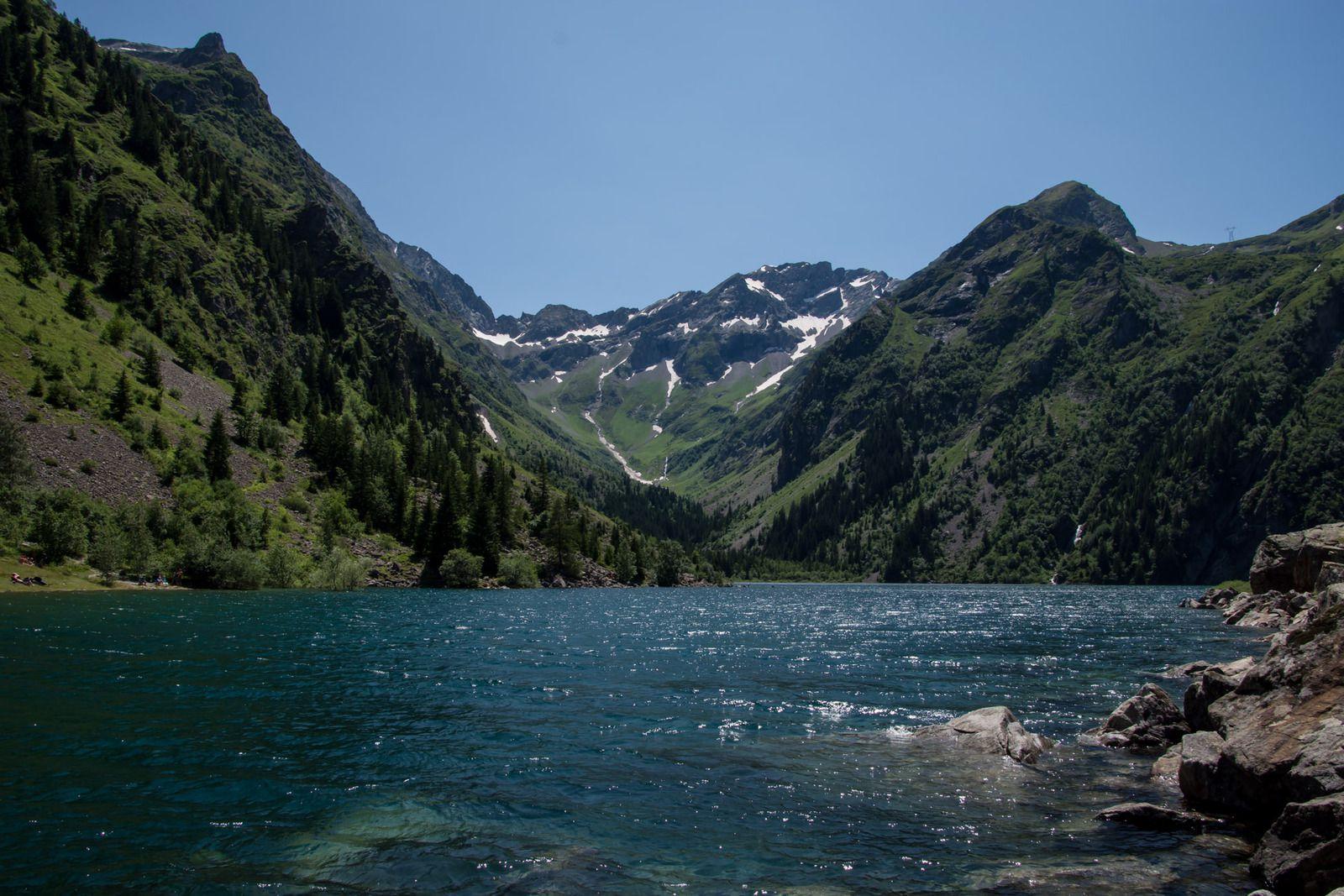 Le Lac du Lauvitel