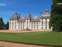Cheverny château / 1280x720p