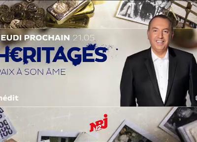 """""""Héritages : Paix à son âme"""" ce soir à 21h05 sur NRJ12"""